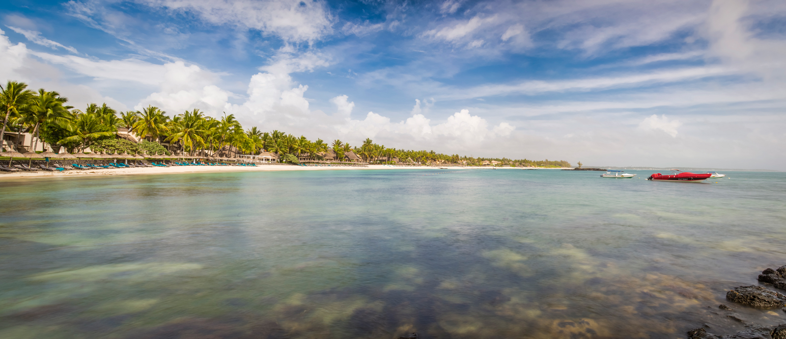 """With views like this, it is easy to see why Mauritius is often referred to as 'Paradise Island' by the locals ©<a href=""""https://www.constancehotels.com/en""""target=""""_blank"""">Constance Hotels and Resorts</a>"""