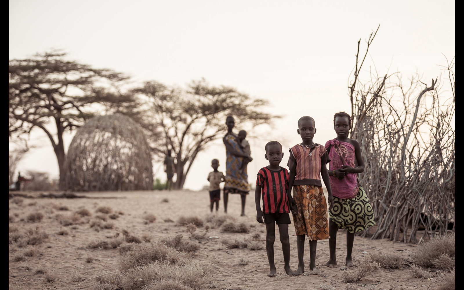 "Turkana tribe children © <a href=""https://content.notesfromtheroad.ch/turkana-cradle-of-mankind/"" target=""_blank""> Joe Bürgi </a>"