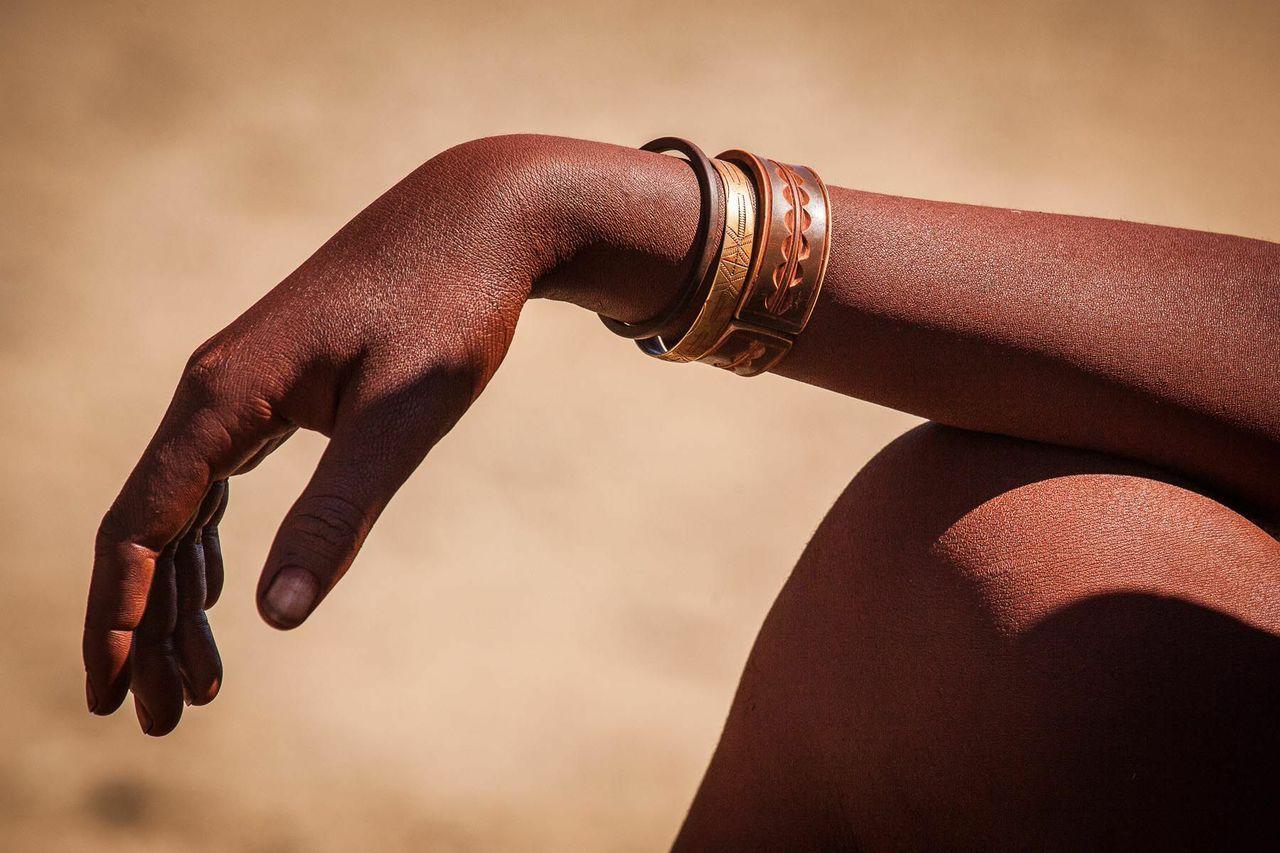 himba namibia ©scott ramsay