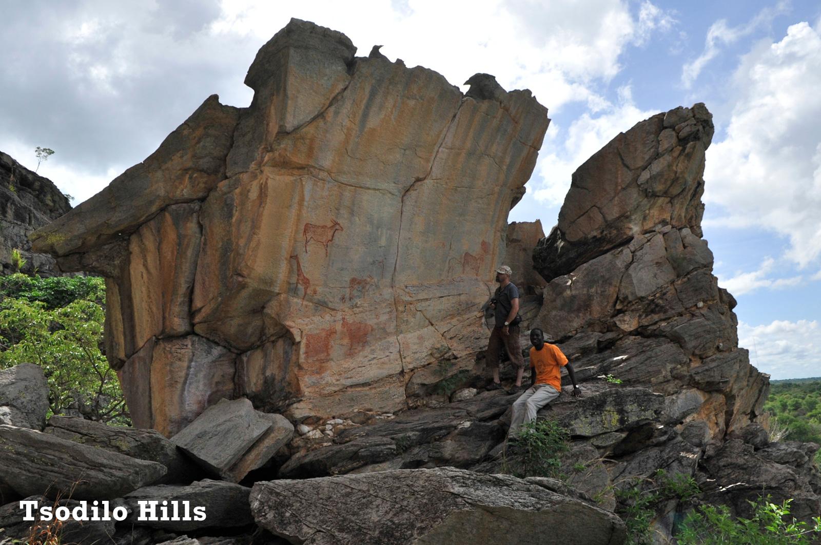 Botswana-tsodilo - 56 point size