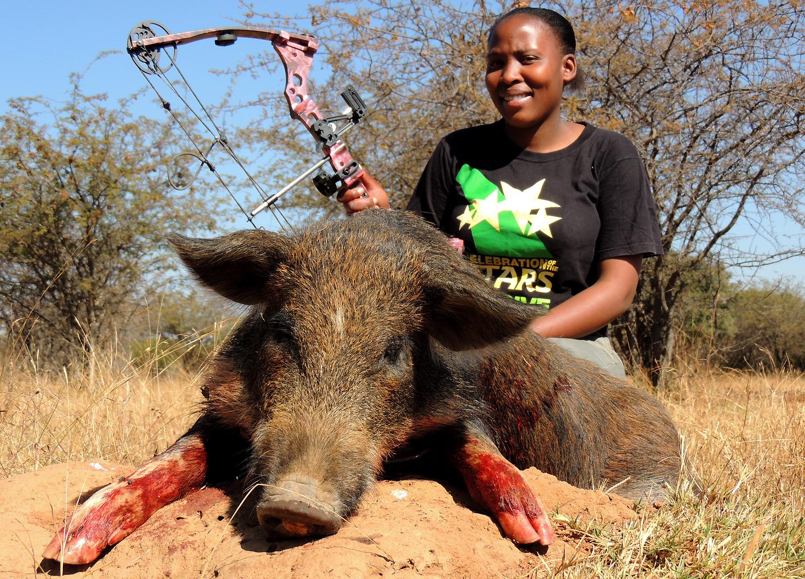 Woman-hunt-sa