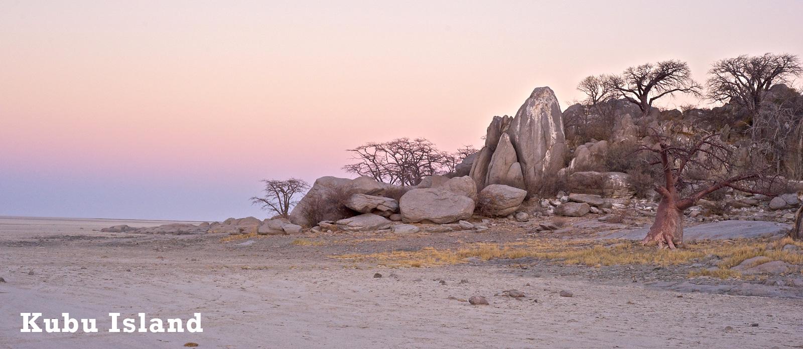 kubu-island-botswana