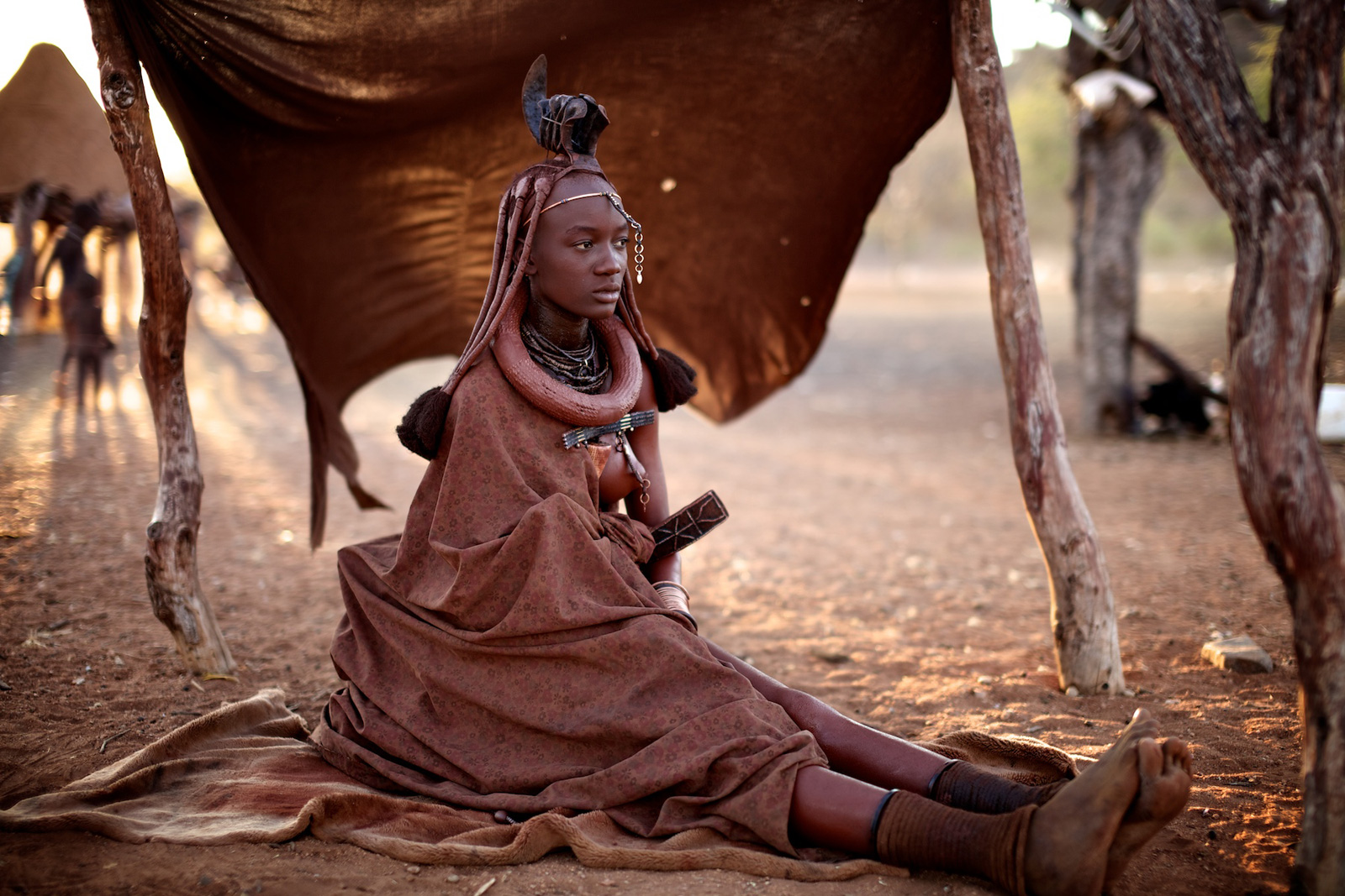 Himba Women National Geographic