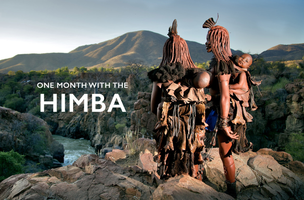 One Month With The Himba