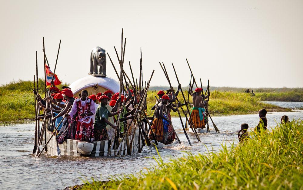 Kuomboka ceremony zambia