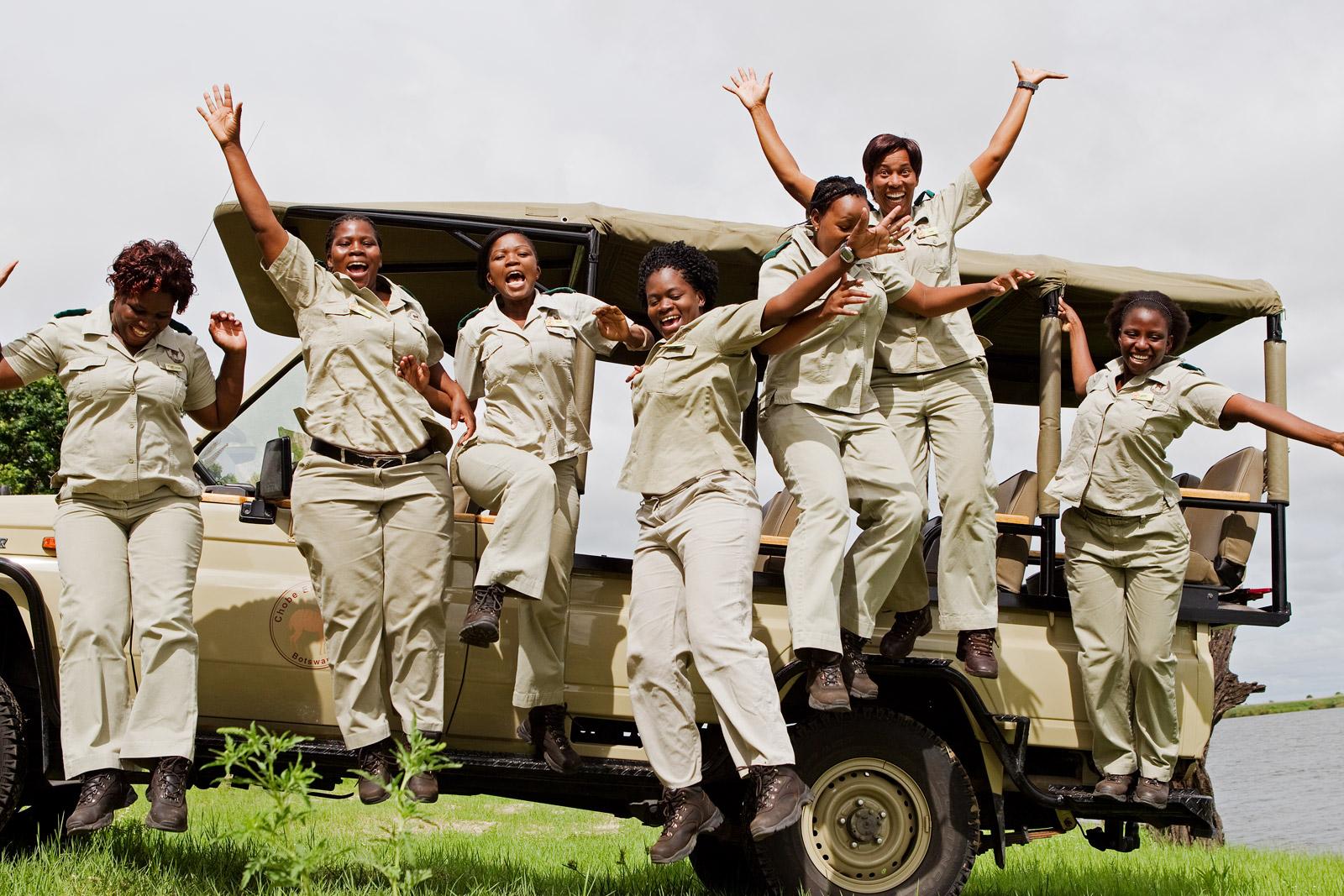 woman-guides-botswana