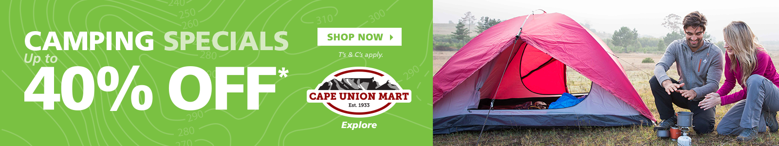cape-union-mart-C&ing-Specials  sc 1 st  Africa Geographic Magazine & cape-union-mart-Camping-Specials - Africa Geographic Magazine