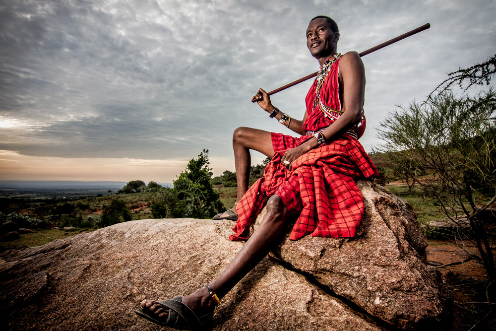 walking-with-maasai-stuart-butler