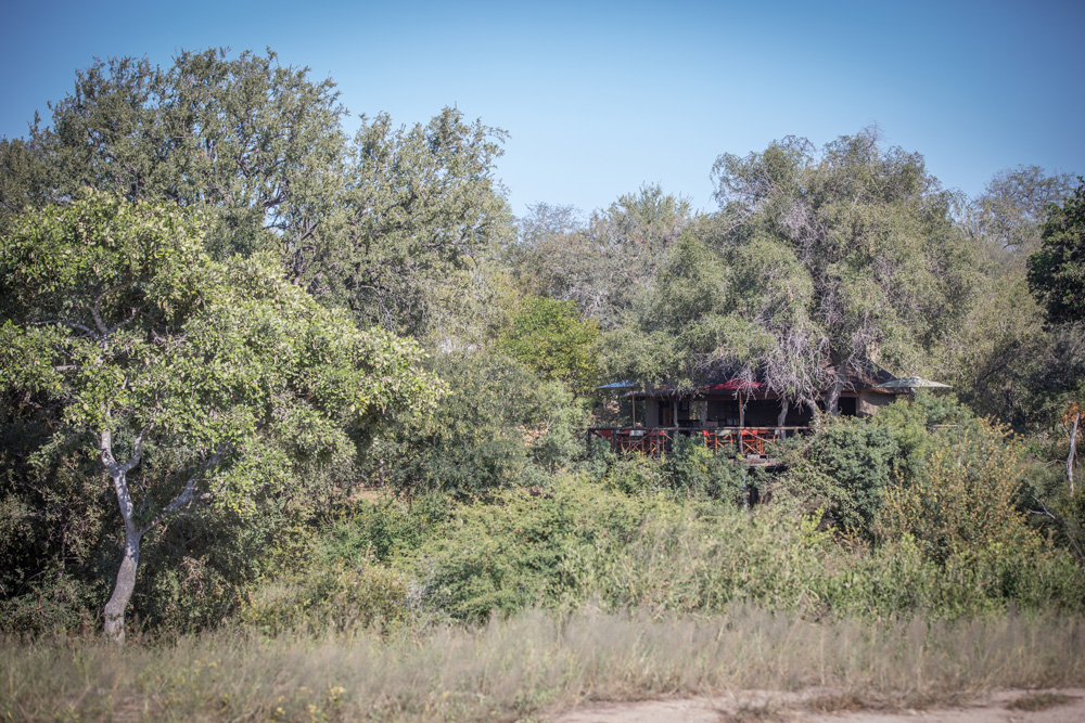 Isolated accommodation in the Kruger