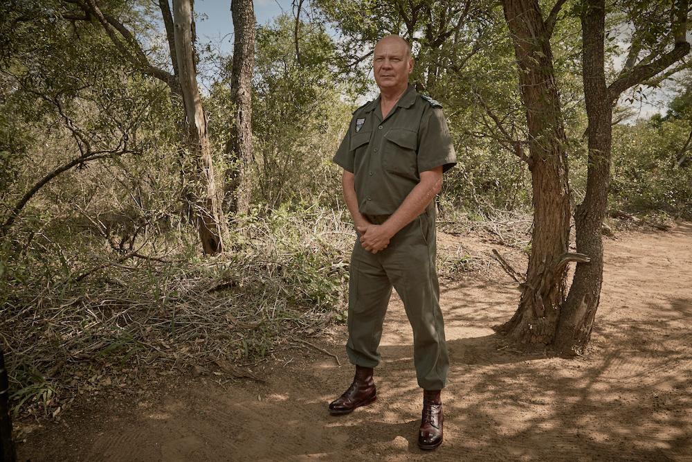 Senior investigator for Kruger's WPCPU, Frik Rossouw