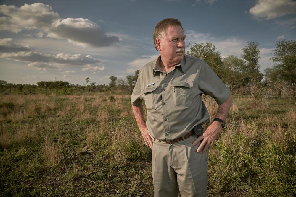 John Turner, head of Honorary Rangers CSU