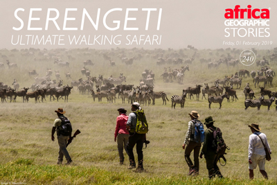 Serengeti Walking Safari