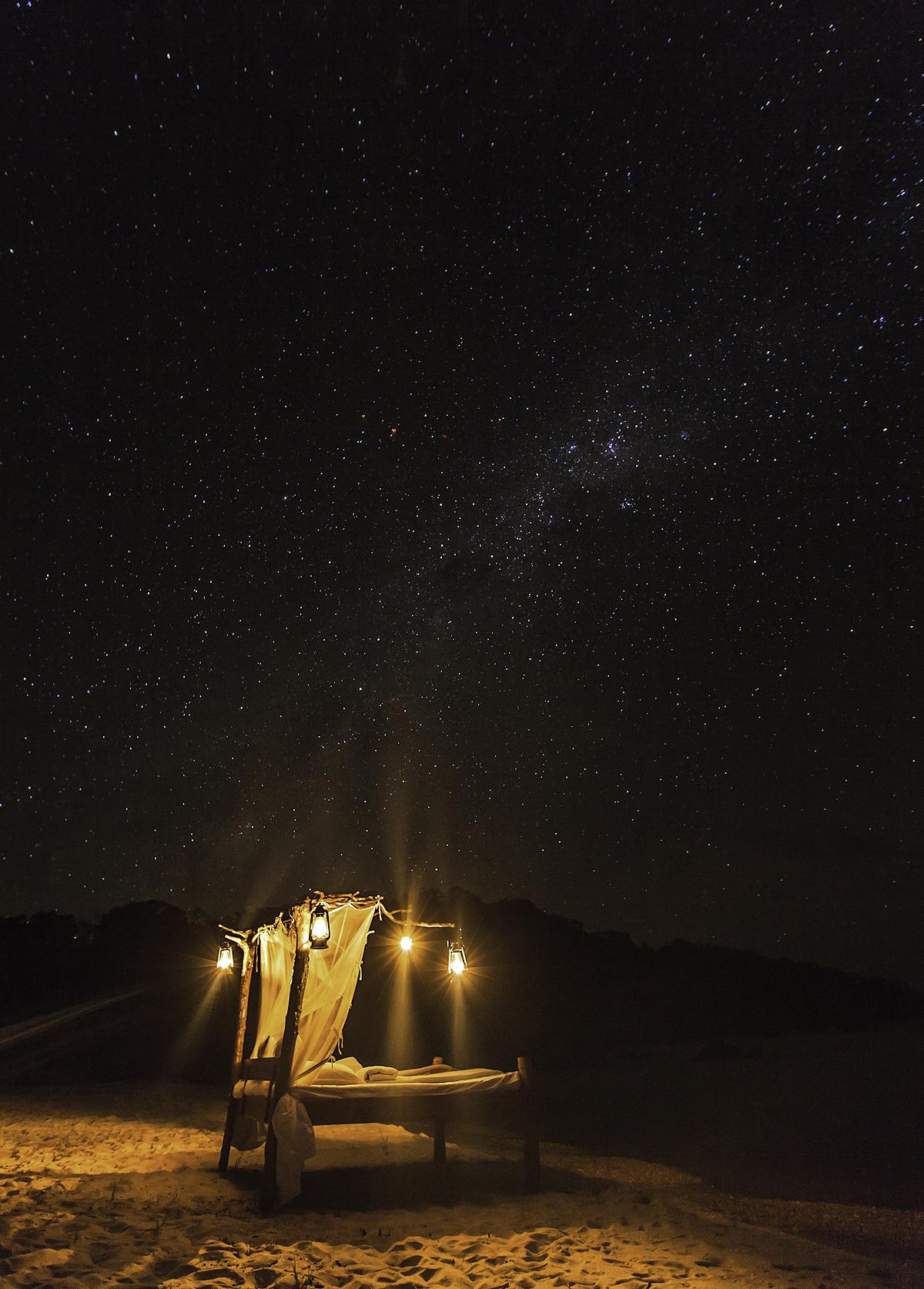 lake of stars bed 1