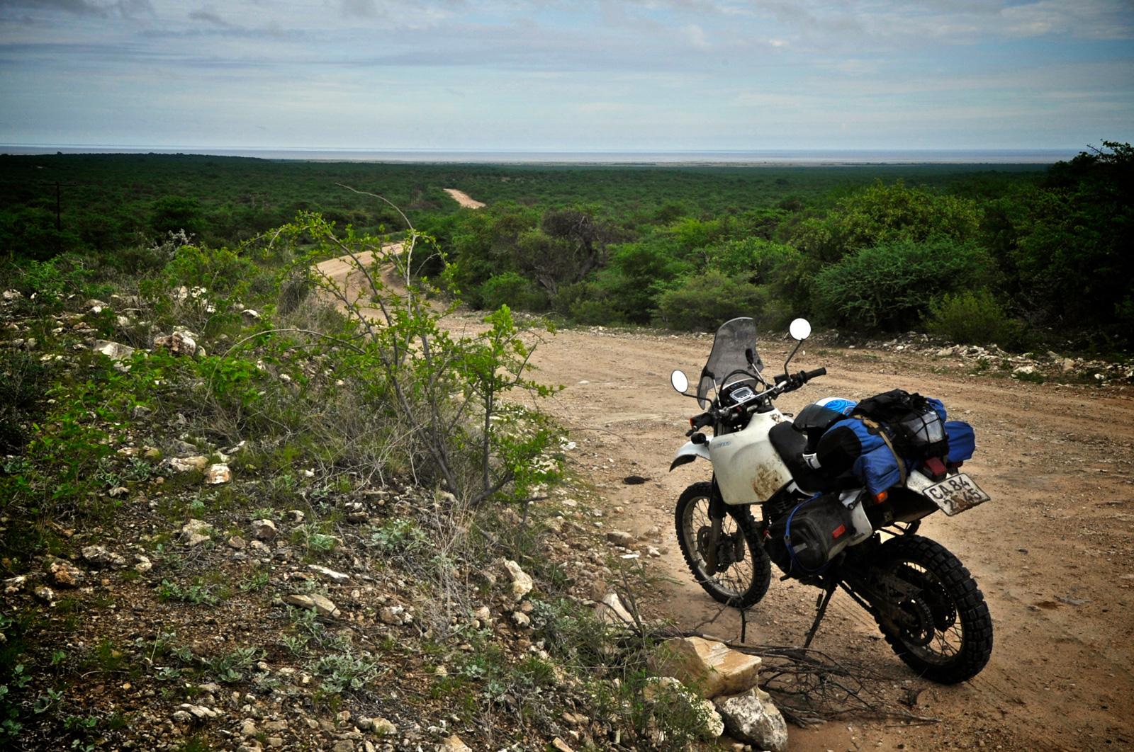Botswana-makgadikgadi