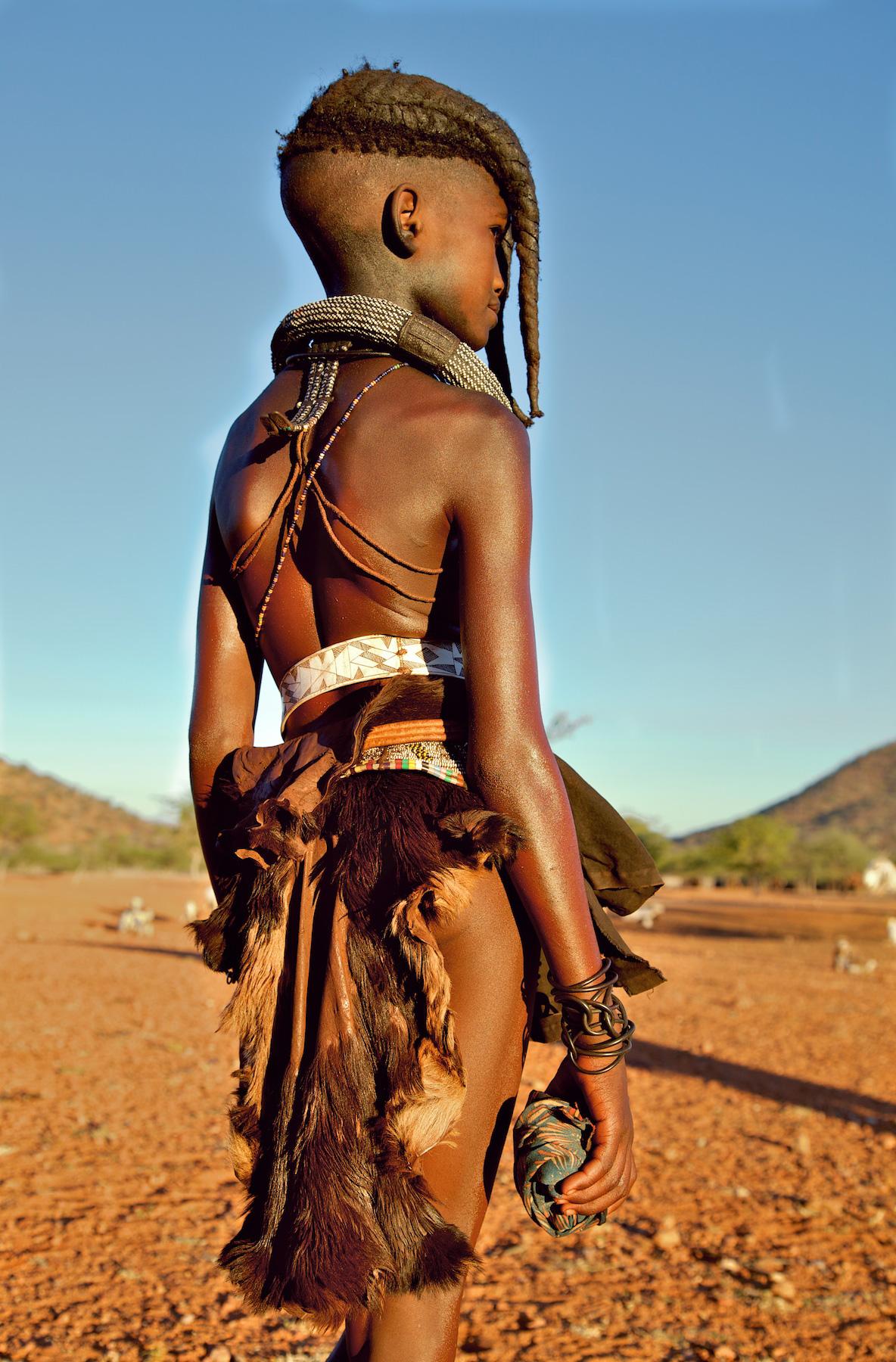 Gallery Himba Wild Born