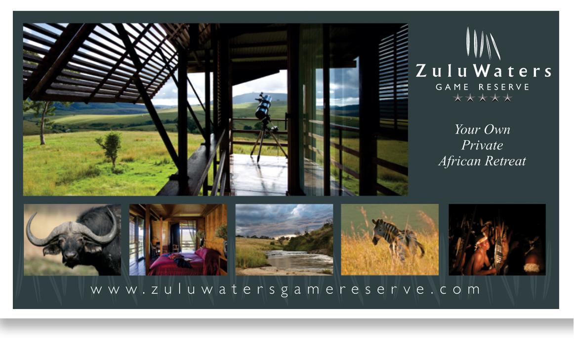 Zulu waters ad