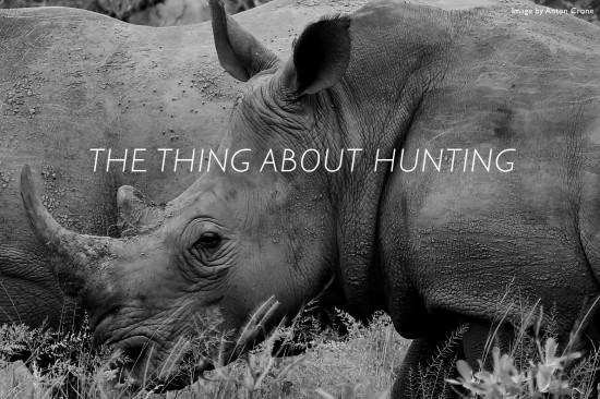 rhino-hunting -anton crone