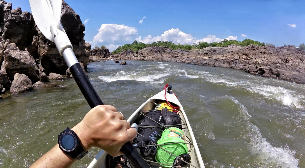 paddling-ruvuma-river