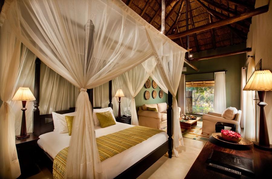 Relax and enjoy the comfort of Mokuti Etosha Lodge ©Mokuti Etosha Lodge