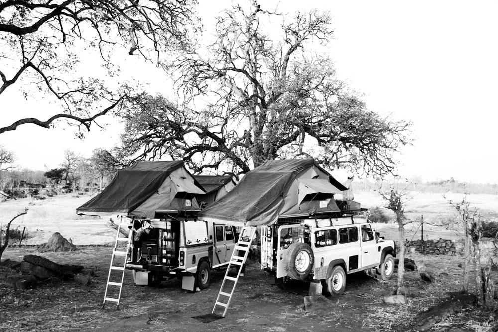 Deteema Picnic Site, Hwange National Park