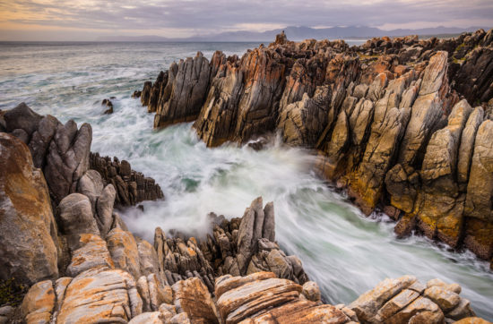 Denis-Roschlau-A-rocky-De-Kelders-Sunset-de-Kelders-South-Africa