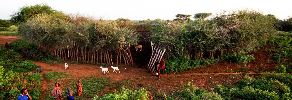 Boma in Tanzania