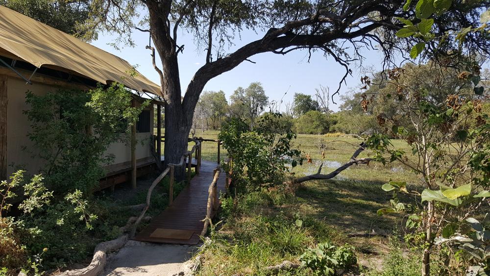 Khwai Tented Camp, Khwai, Botswana