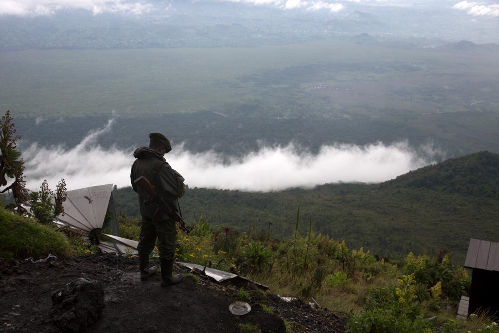 DRC military member