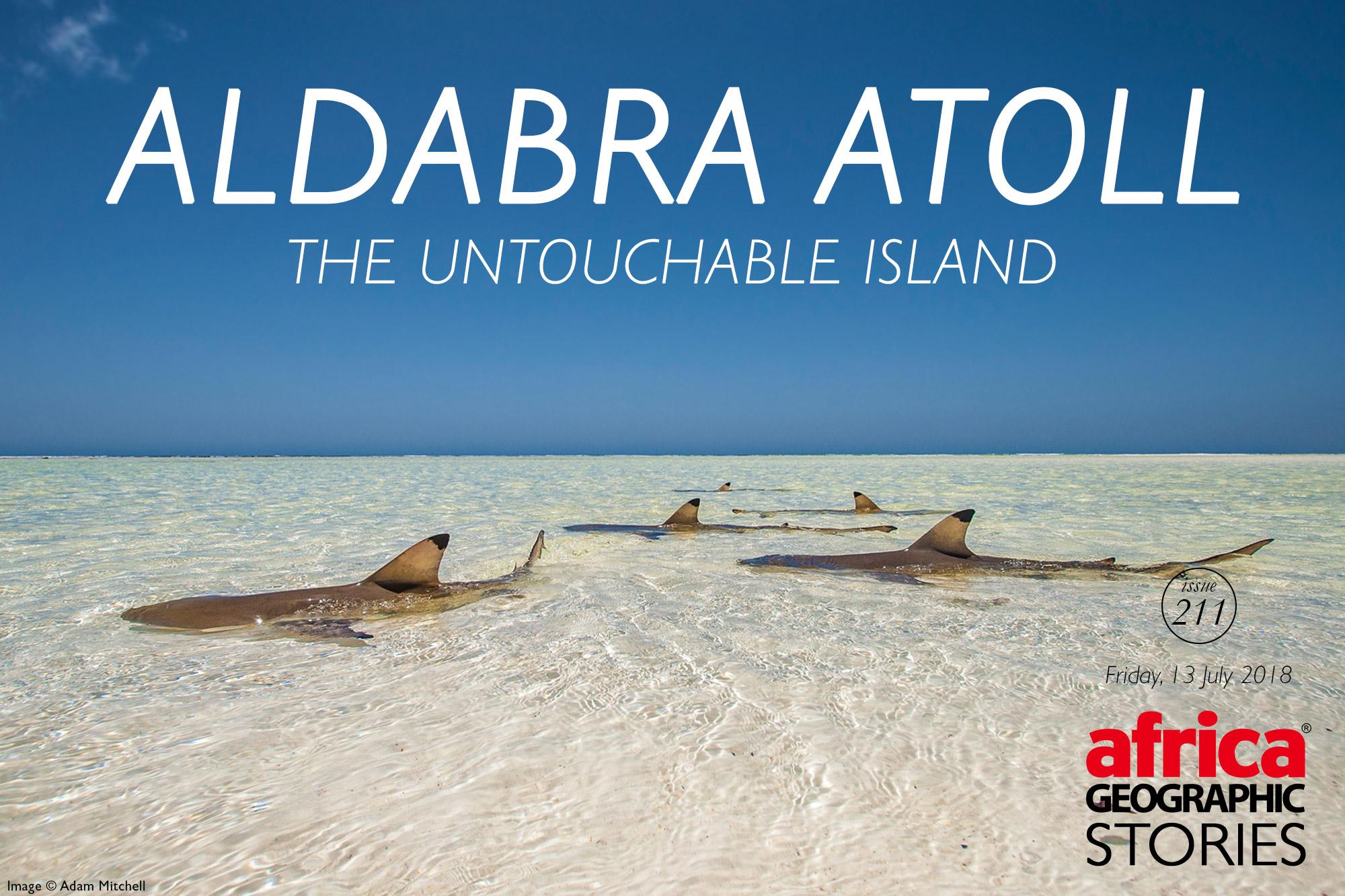Aldabra Atoll Africa Geographic Magazine